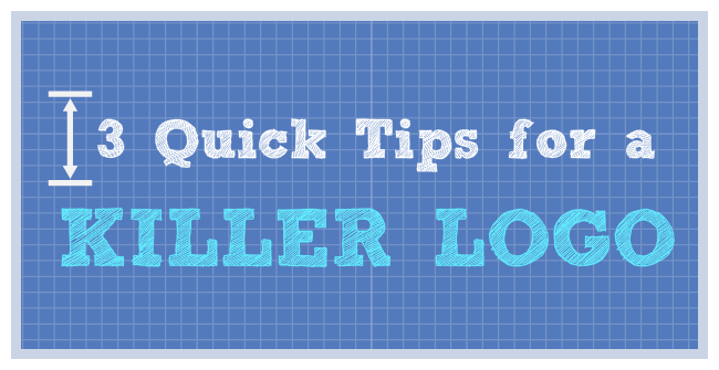 3 Tips for a Killer Website Logo