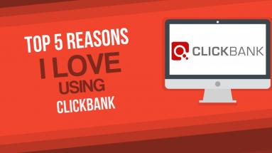 5 reasons to use clickbank