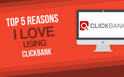 5 reasons to use clickbank
